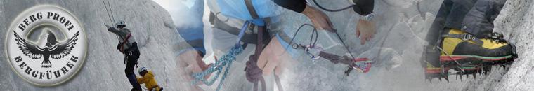 Sicherungstechnik Lawinenkunde Tourenplanung Klettertechnik in Fels und Eisklettern