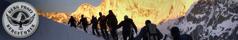 Skitouren Tiefschneefahren Heliskiing Eisklettern Schneeschuhlaufen